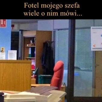 Fotel szefa