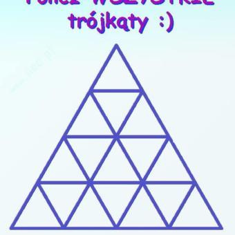 Policz wszystkie trójkąty