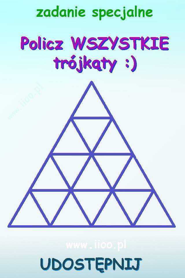 1157Policz wszystkie trójkąty
