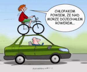 1844Dzieciak na rowerze